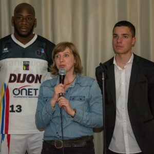 Autour du match Dijon - Chalon