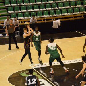 Espoirs ASVEL JDA Dijon Basket 2017