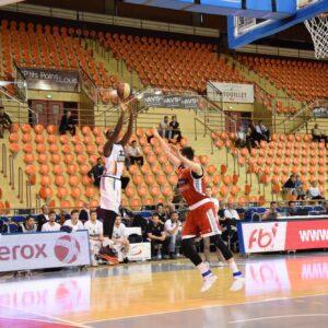 Espoirs JDA Dijon Basket - SIG Strasbourg