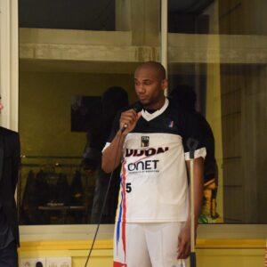 Autour du match JDA Dijon Basket - Strasbourg IG