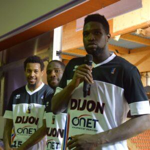 Autour du match Dijon - Pau