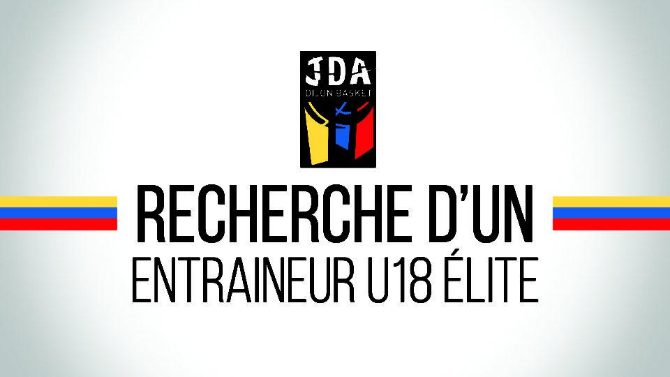 La JDA Dijon Basket recrute
