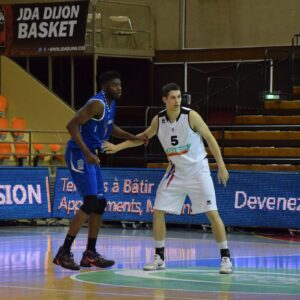 Espoirs JDA Dijon Paris-Levallois