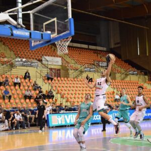 Espoirs JDA Dijon Pau-Orthez