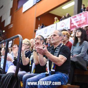 Autour du match Dijon - MSB