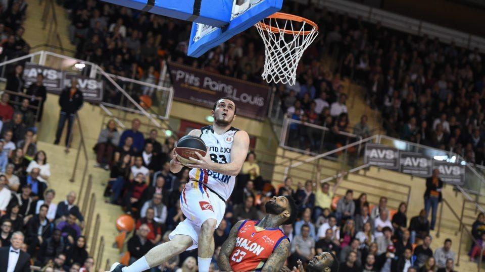 Axel Julien - JDA Dijon Basket