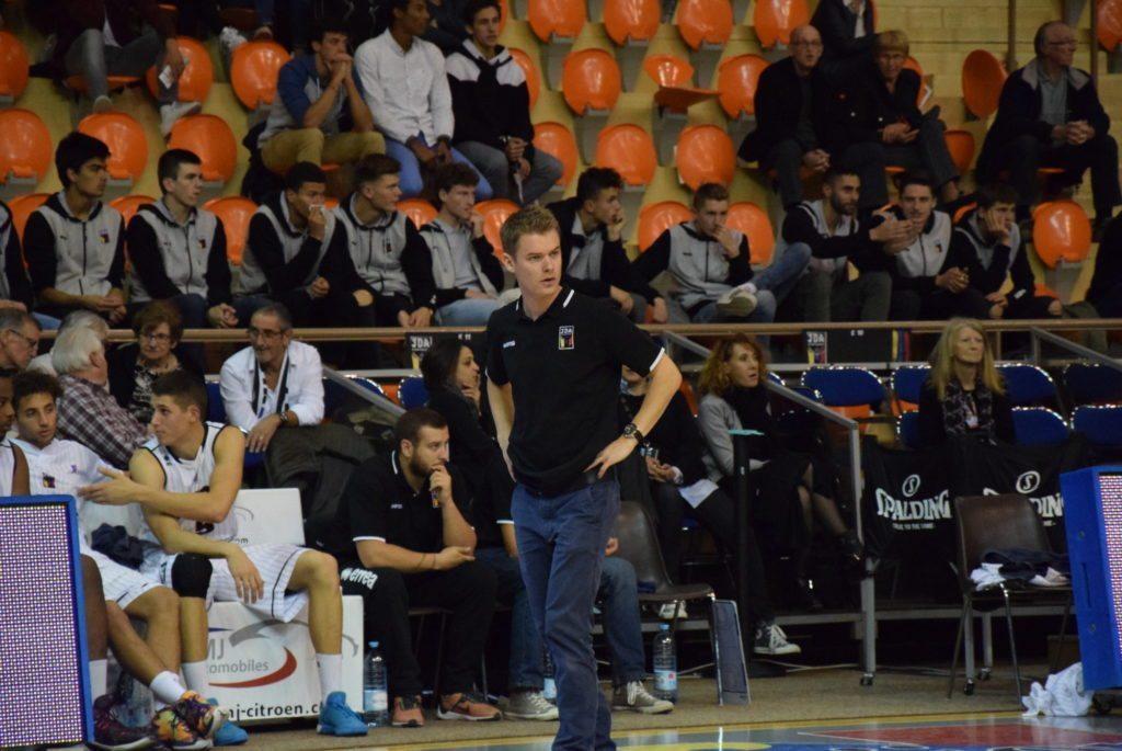 Vincent Dumestre integre le staff pro