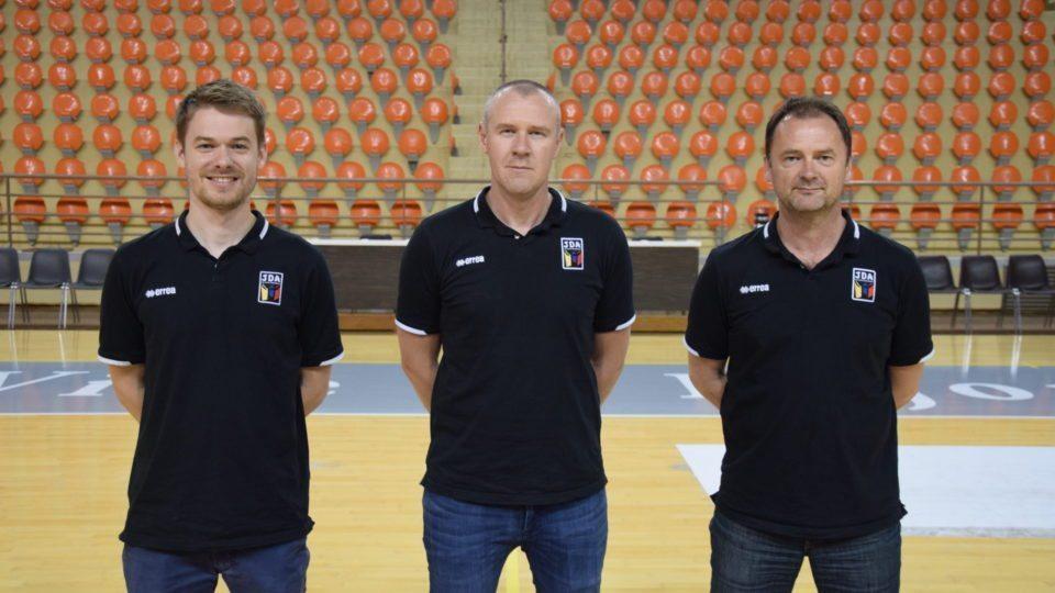 Staff sportif, saison 2017/2018