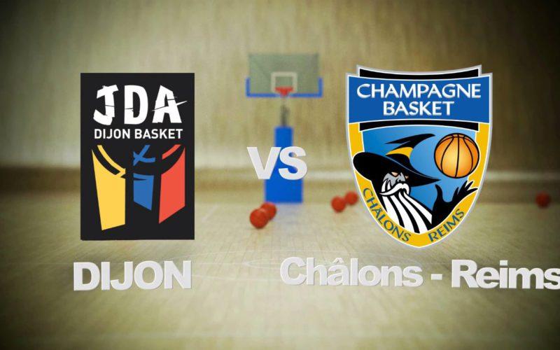 Résumé vidéo de Dijon / Châlons-Reims