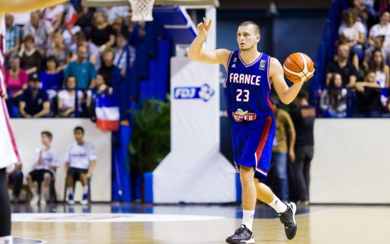 Axel Julien en Équipe de France