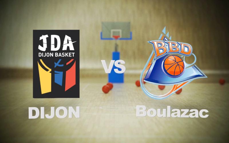 Les meilleurs moments de Dijon – Boulazac
