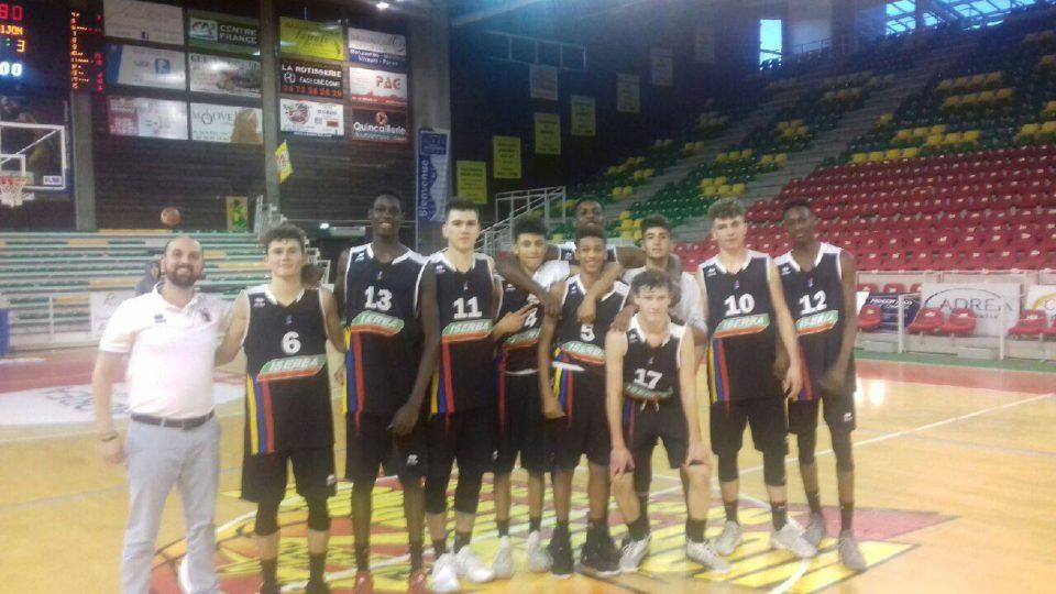 U18 Elite à Vichy