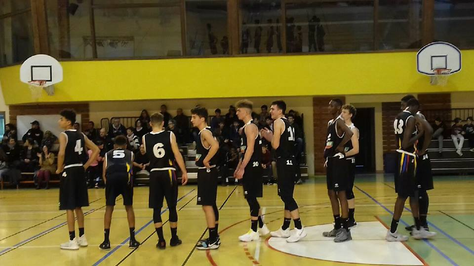 U18 Elite à Jura Salins