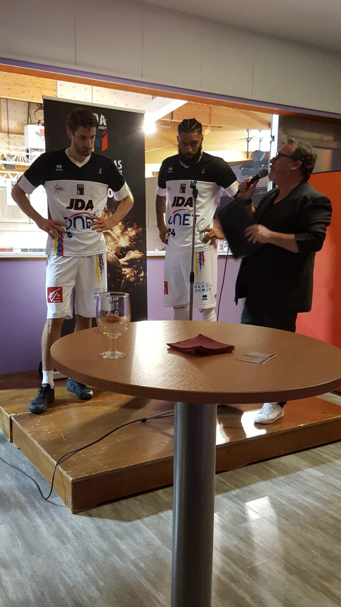 salon strasbourg 7 jda dijon basket