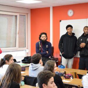 MIG Ecole St François 16-03-18