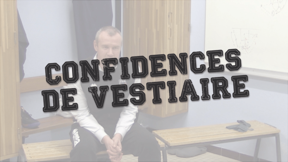 Confidences de vestiaire