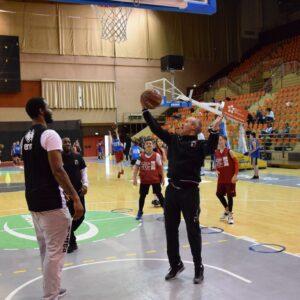 Jour de basket