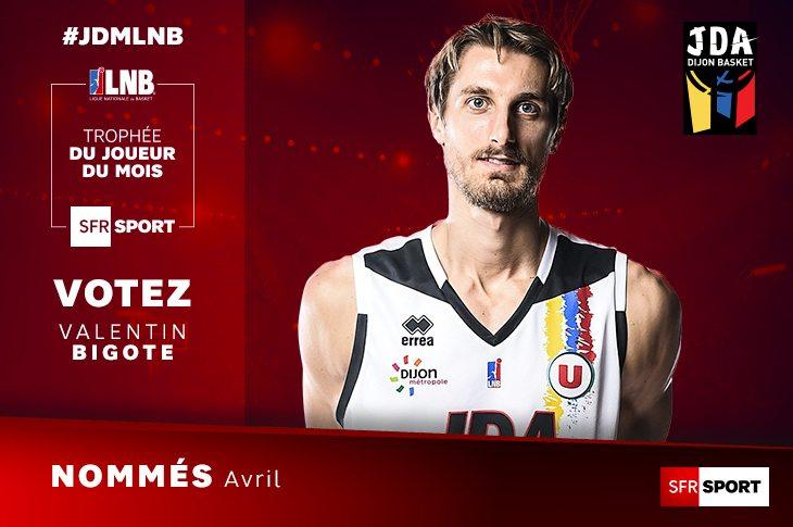 Valentin Bigote SFR Sport