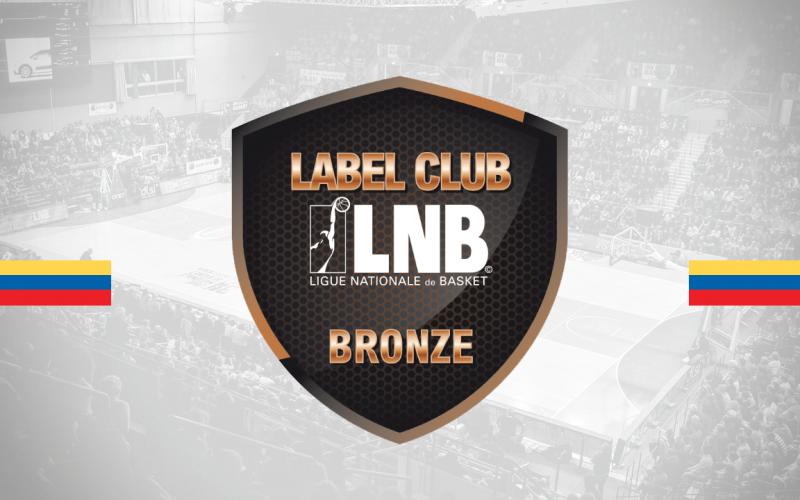 La JDA Dijon conserve son label bronze