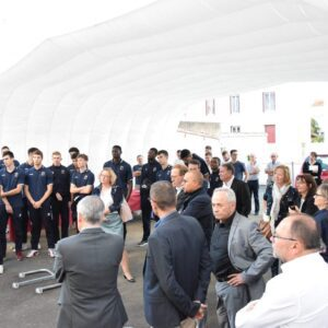 Inauguration CDF