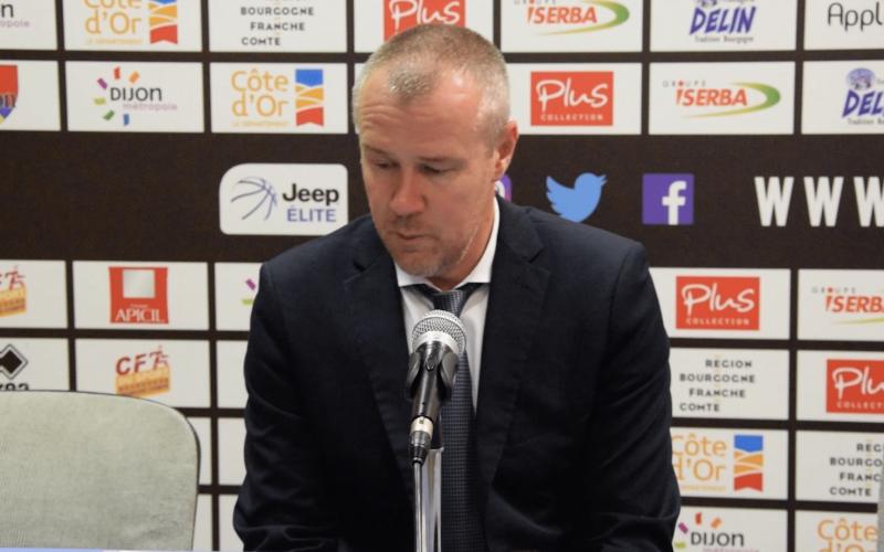 La déclaration après JDA Dijon – Boulazac