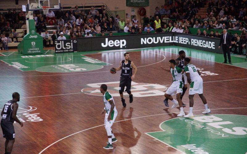 Immense victoire des Dijonnais à Limoges !