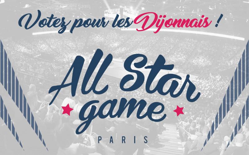 Les Dijonnais attendent vos votes pour le All Star Game