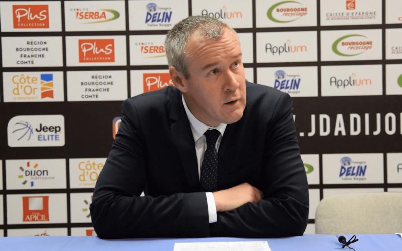 La déclaration après JDA Dijon – Gravelines-Dunkerque
