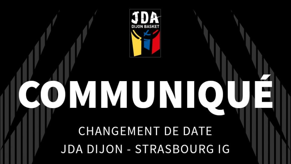 Changement JDA-SIG