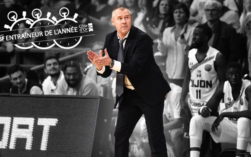 Laurent Legname, entraîneur de l'année 2018 !