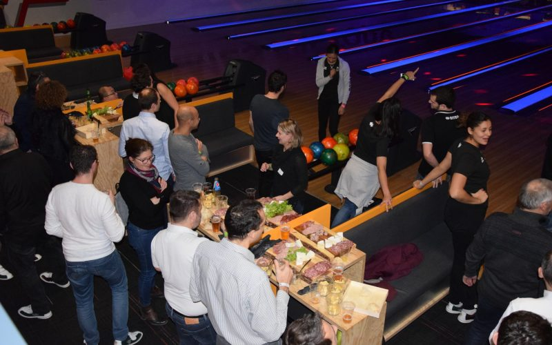 La soirée bowling du JDA Business Club en images