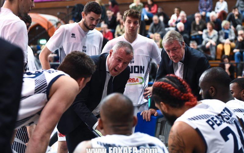 La déclaration après JDA Dijon – Cholet