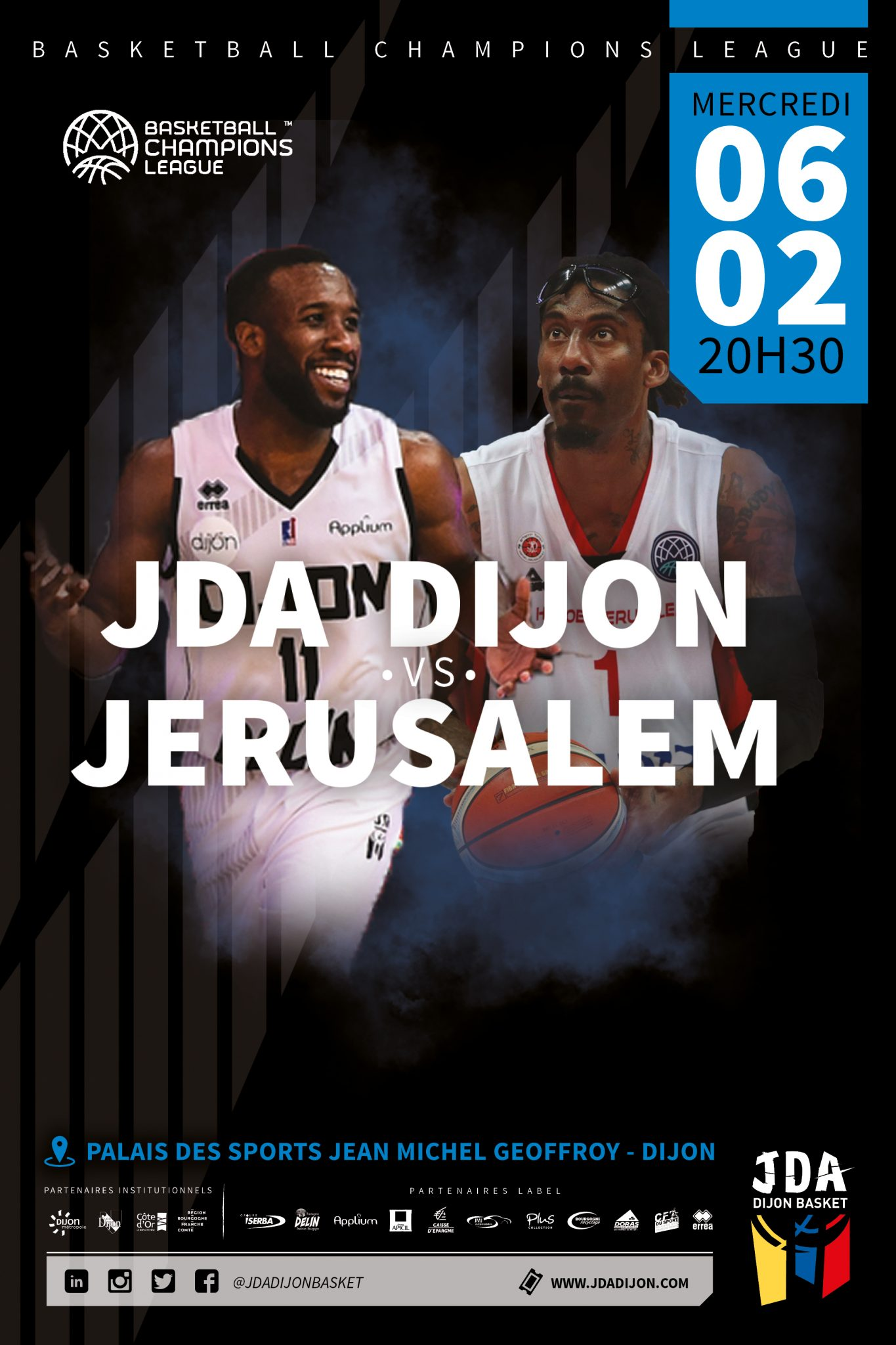 JDA - Jerusalem