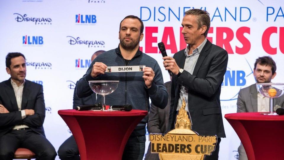 JDA Dijon Leaders Cup