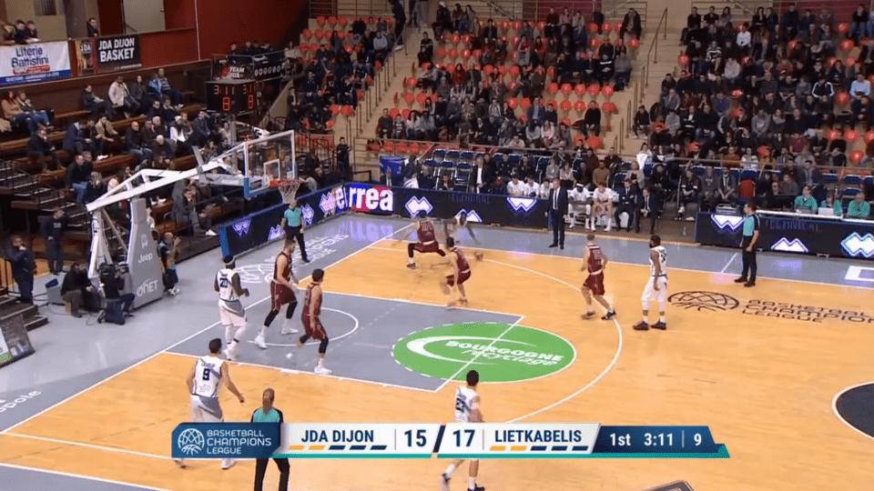 JDA - Lietkabelis