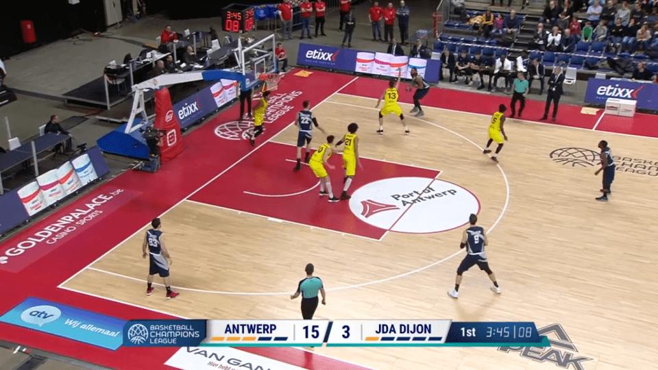 Anvers - JDA