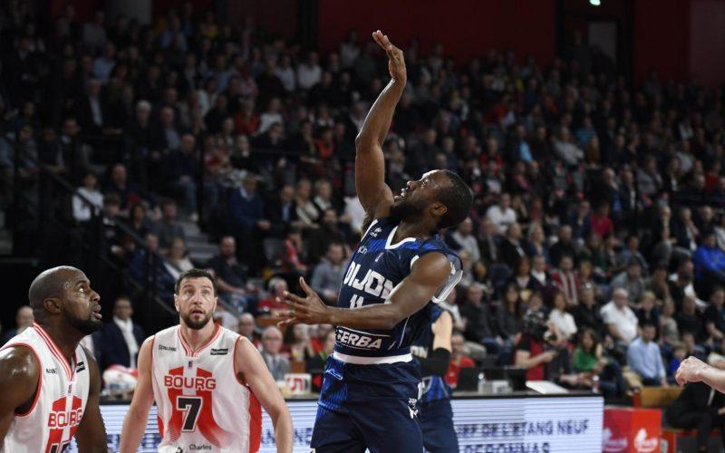 Malgré une grosse prestation, Dijon s'incline à Bourg