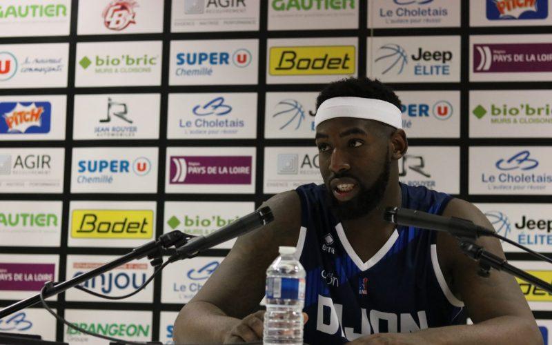 Les déclarations après Cholet – JDA Dijon