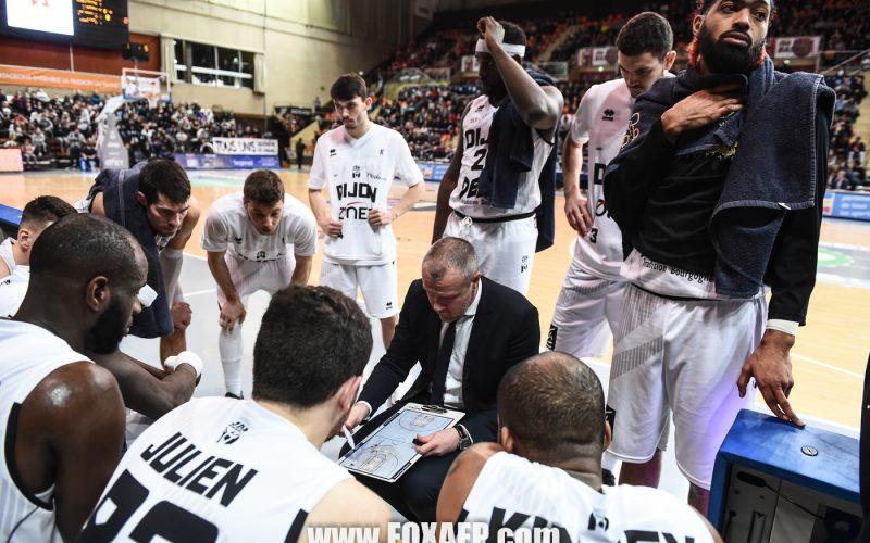Les déclarations après JL Bourg – JDA Dijon