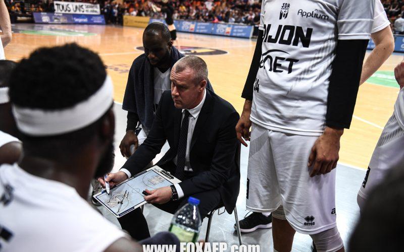 La déclaration après JDA Dijon – Limoges CSP