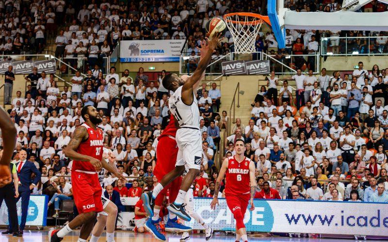 L'exceptionnelle saison des Dijonnais s'arrête en demi-finales