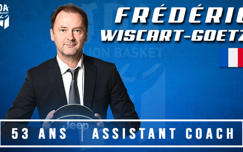 Prolongation de contrat pour Frédéric Wiscart-Goetz