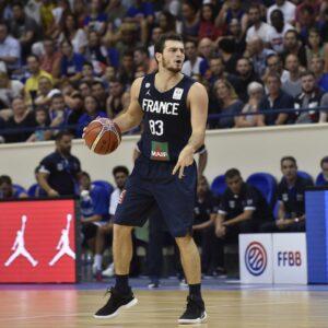 Préparation Qualifications Coupe du Monde 2019France-Grèce