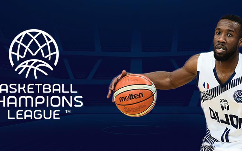La JDA Dijon continue en Basketball Champions League