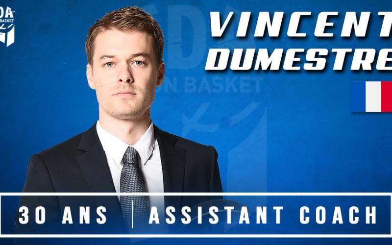 Deux saisons de plus pour Vincent Dumestre