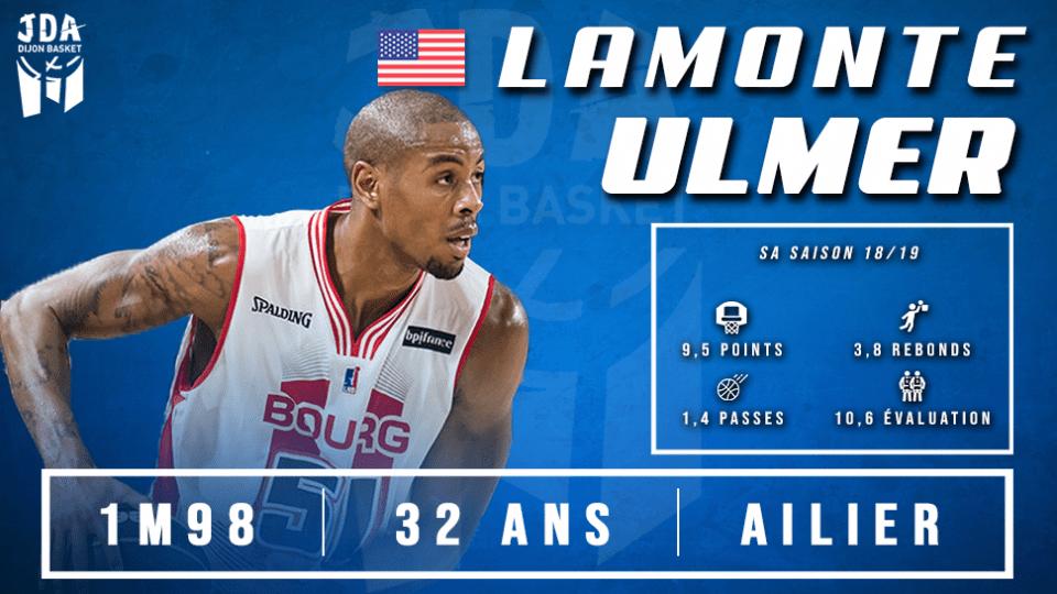 Lamonte Ulmer