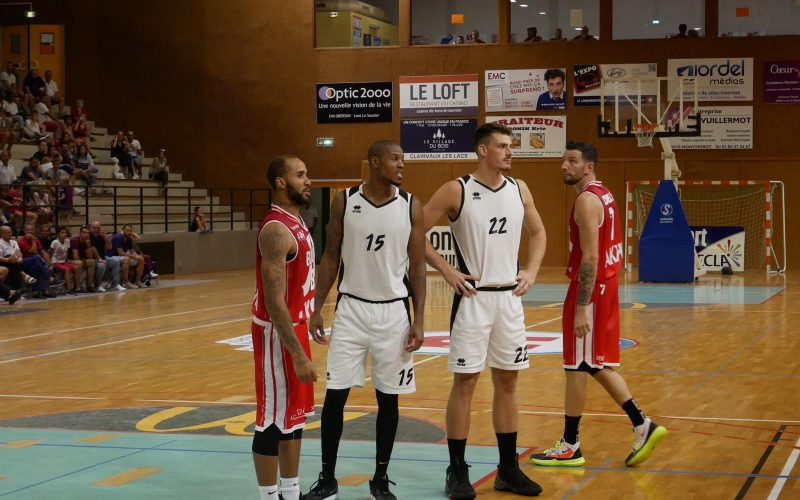 La JDA file en finale du Ain Star Game