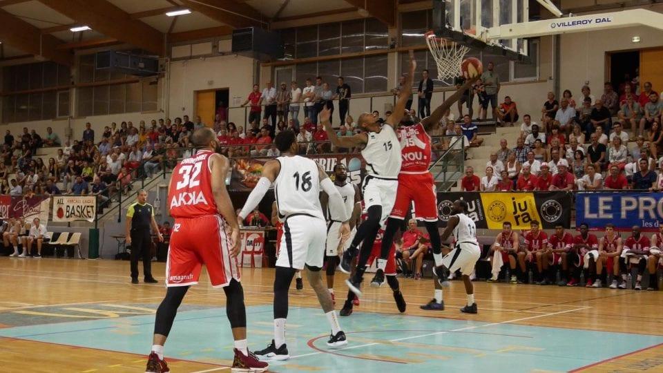 JDA Dijon - JL Bourg