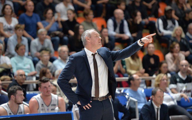 Laurent Legname après JDA Dijon – BCM