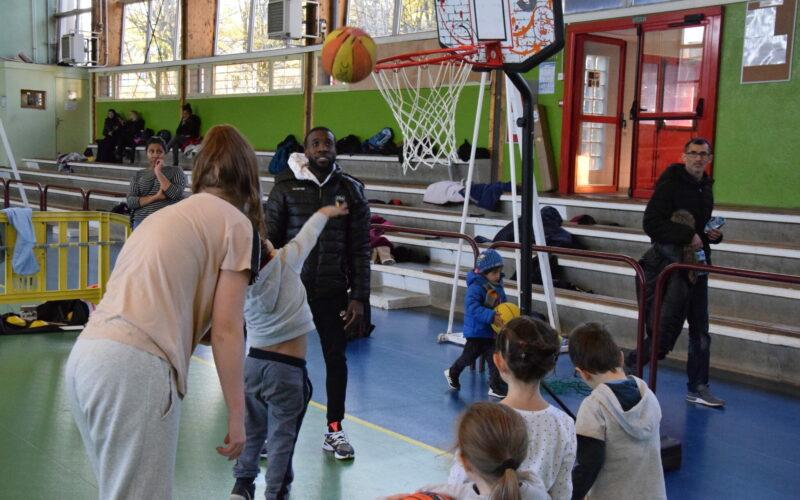 4 dijonnais à Chenove pour la semaine des droits de l'enfant